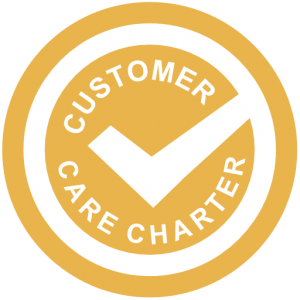 Customer care charter